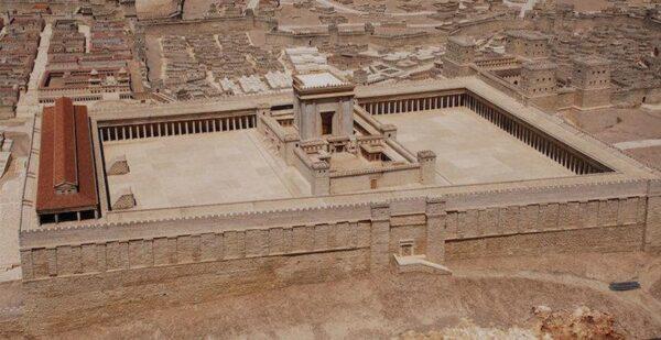 La cacciata dei mercanti dal Tempio. L'altra faccia della profanazione di Dio e della coscienza umana