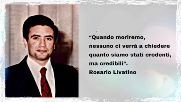 """Oggi il Giudice Rosario Livatino Beato, martire ucciso """"in odio alla fede"""""""