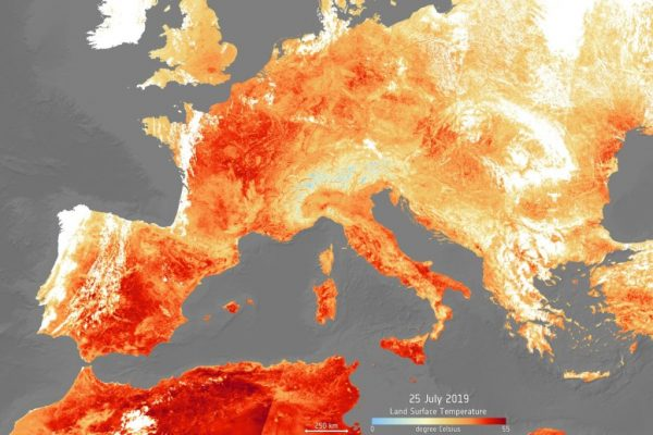 La crisi climatica ci sta rendendo sempre più aggressivi