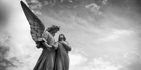 Le azioni che il nostro angelo custode compie per proteggerci
