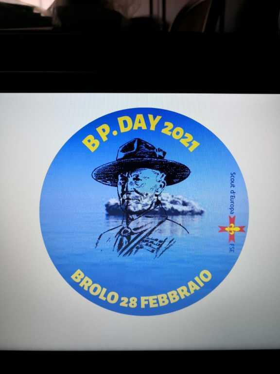 Scout BP Day 2020 Clarissa Letizia fa la sua promessa da coccinella IMG-20210225-WA0000