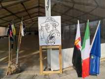 Scout BP Day 2020 Clarissa Letizia fa la sua promessa da coccinella IMG-20210228-WA0025