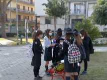 Scout BP Day 2020 Clarissa Letizia fa la sua promessa da coccinella IMG-20210228-WA0026