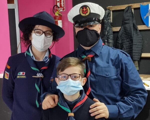 Rinnovo della Promessa Scout per San Giorgio